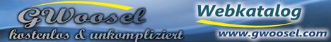 GWoosel - Dein kostenloser Webkatalog fuer Firmen,Vereine und Webseiten